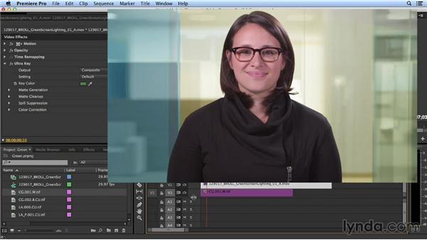 Lighting the green screen: Pro Video Tips