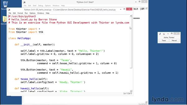Welcome: Python GUI Development with Tkinter