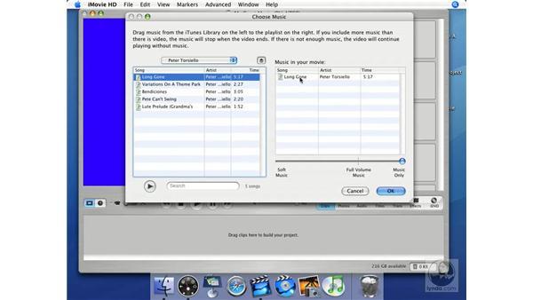 Making a magic movie: iMovie HD + iDVD 5 Essential Training