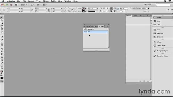 152 Import a folder full of pictures, one per page: InDesign Secrets