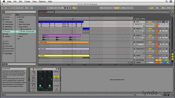 Creating dubstep drums: EDM Production Techniques: Basslines