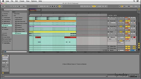 Exploring rhythmic synth elements: EDM Production Techniques: Basslines