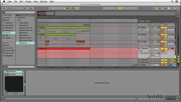 Adding sub-bass: EDM Production Techniques: Basslines