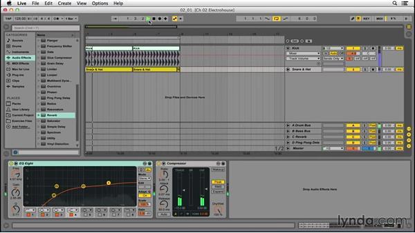 Creating electro-house beats: EDM Production Techniques: Basslines