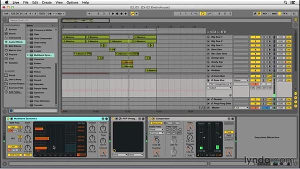 Basic electro-house mixing techniques: EDM Production Techniques: Basslines