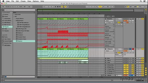 Using sub-bass to reinforce the lows: EDM Production Techniques: Basslines