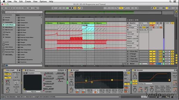 Additional FX techniques: EDM Production Techniques: Basslines