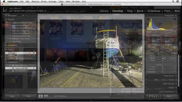 Welcome: Enhancing Night and Low-Light Photos with Photoshop