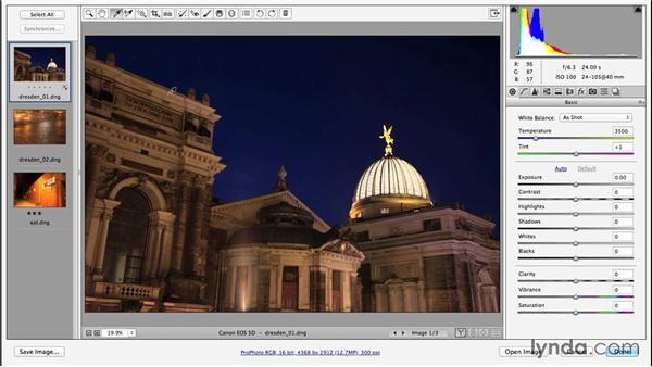 Using neutral guides to set white balance: Enhancing Night and Low-Light Photos with Photoshop