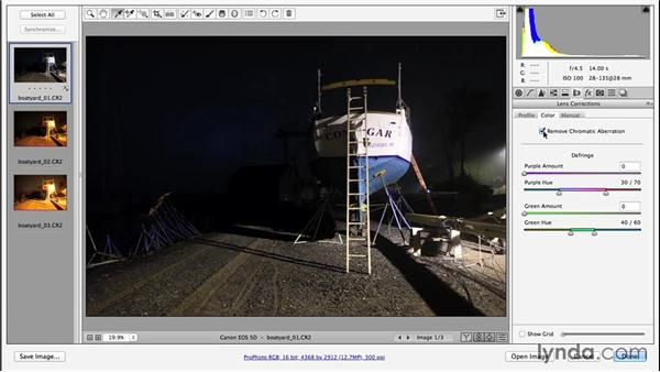 Creating a 32-bit file with Merge to HDR Pro in Photoshop: Enhancing Night and Low-Light Photos with Photoshop