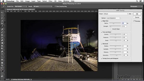 Converting from 32 bit to 16 bit: Enhancing Night and Low-Light Photos with Photoshop
