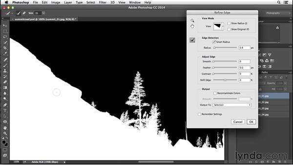 Using layer masks to combine different exposures: Enhancing Night and Low-Light Photos with Photoshop