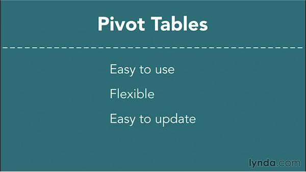 Introducing PivotTables and SUMIF: Financial Analysis: Analyzing the Top Line with Excel
