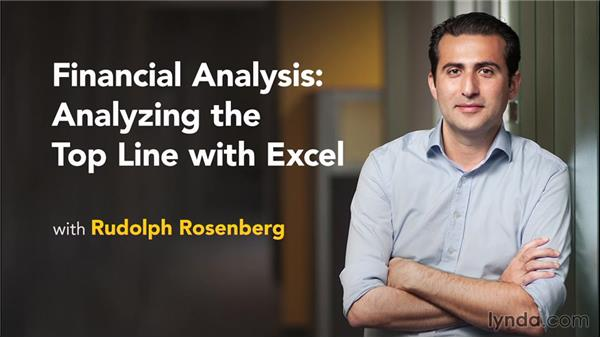 Next steps: Financial Analysis: Analyzing the Top Line with Excel