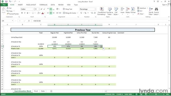 Calculating standard costs: Financial Analysis: Analyzing the Bottom Line with Excel