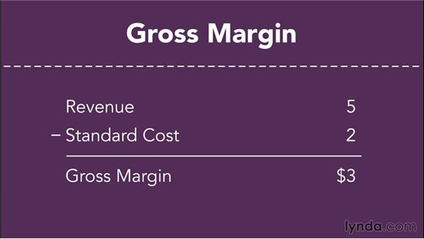 Using standard costs to calculate gross margin: Financial Analysis: Analyzing the Bottom Line with Excel