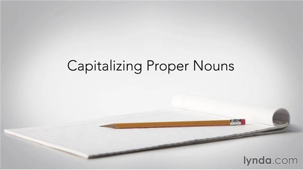Nouns: Grammar Fundamentals