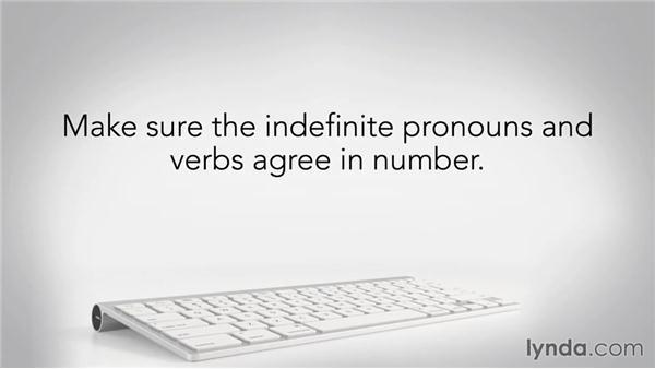 Pronoun categories: Grammar Fundamentals