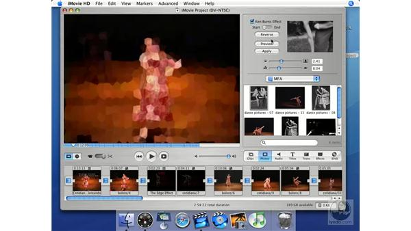 Relate: iMovie HD + iDVD 5 Essential Training