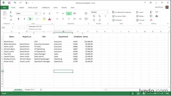Exploring Touch mode: Migrating from Office 2010 to Office 2013