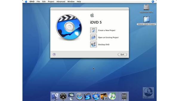 What is iDVD?: iMovie HD + iDVD 5 Essential Training