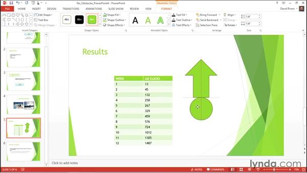 Working with shapes: Migrating from Office 2010 to Office 2013