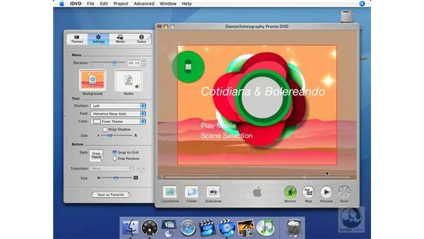 TV safe area: iMovie HD + iDVD 5 Essential Training