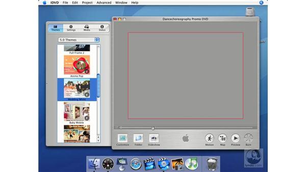 Motion playhead: iMovie HD + iDVD 5 Essential Training