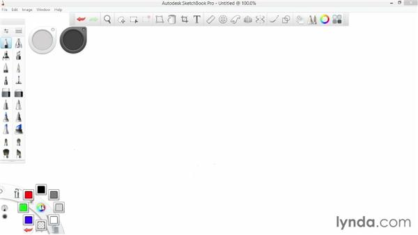 Understanding the Lagoon: SketchBook Pro 7 Essential Training