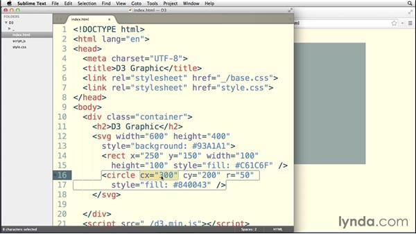 Understanding SVG primitives: Data Visualization with D3.js
