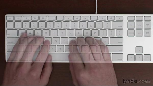 Learn the Q, W, E, R, and T keys: Typing Fundamentals