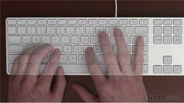 Learn the open bracket, closed bracket, backslash, minus, and equals keys: Typing Fundamentals