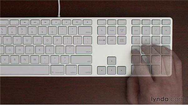 Ring-finger keys