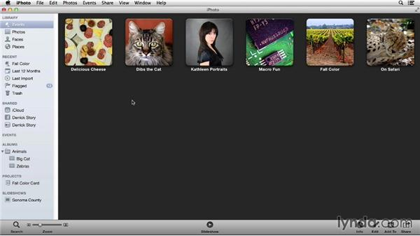 Adding iPhoto pictures to iCloud's My Photo Stream: Up and Running with iPhoto