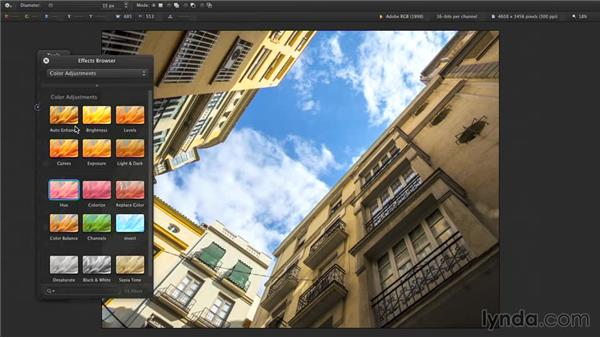 The role of selections: Up and Running with Pixelmator