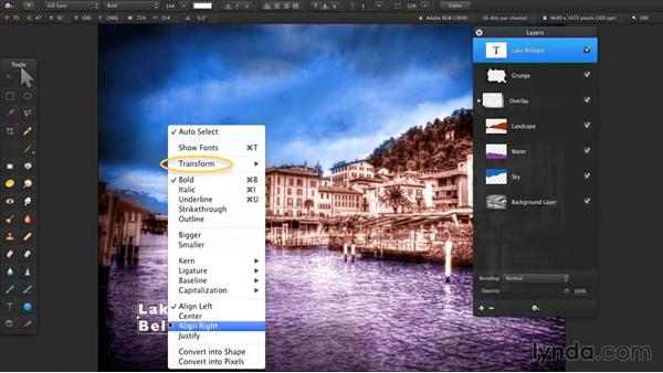 Choose colors with the Eyedropper tool: Up and Running with Pixelmator
