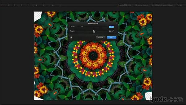 Creating tiled patterns: Up and Running with Pixelmator