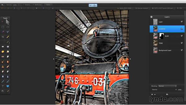 Duplicating a file: Up and Running with Pixelmator