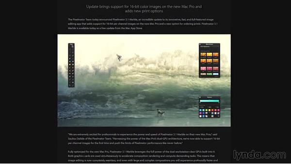 Goodbye: Up and Running with Pixelmator
