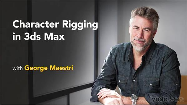 Next steps: Character Rigging in 3ds Max