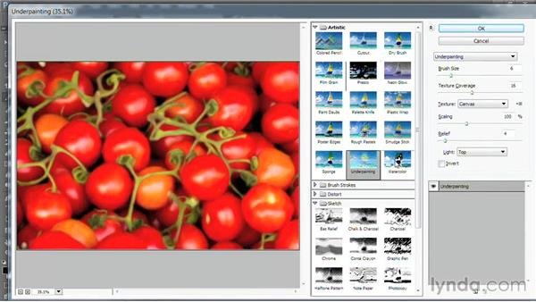 More filtering tips: Motion Graphics for Video Editors: Creating Backgrounds