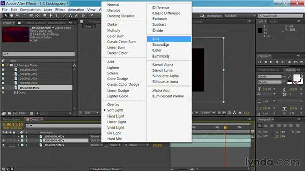 Blending footage: Motion Graphics for Video Editors: Creating Backgrounds