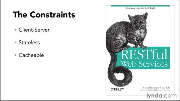 REST APIs: The six constraints: Effective Design of RESTful APIs