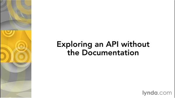 Challenge: Exploring an API without the documentation: Effective Design of RESTful APIs