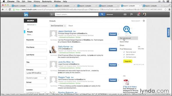 Introducing advanced search: LinkedIn for Business