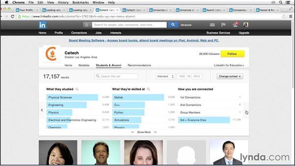 Lurking effectively on LinkedIn: LinkedIn for Business