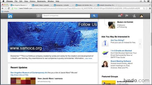 Using imagery for impact: LinkedIn for Business