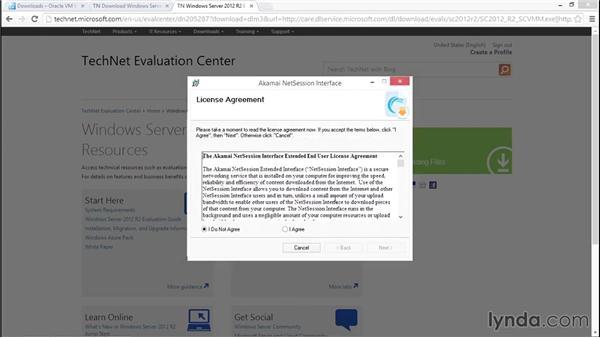 Installing VirtualBox: Basic Installation and Configuration of Windows Server 2012