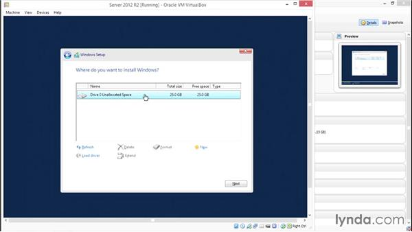 Installing Server 2012: Basic Installation and Configuration of Windows Server 2012