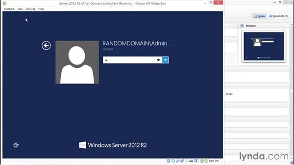 : Basic Installation and Configuration of Windows Server 2012